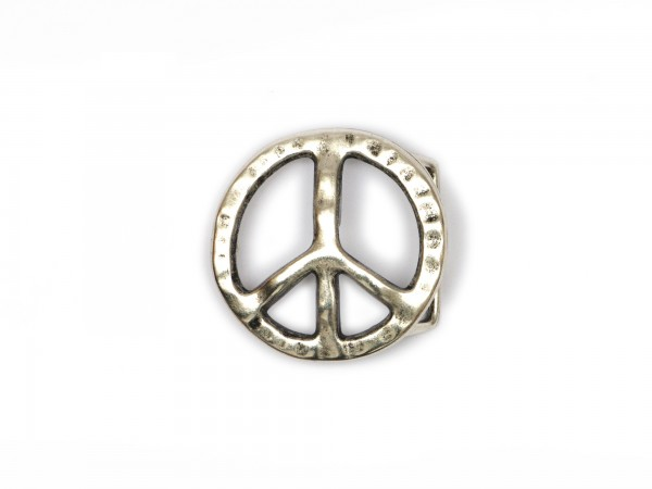 "Koppelschließe ""Peace"" KS1264"