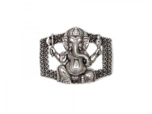 "Koppelschließe ""Ganesh"""